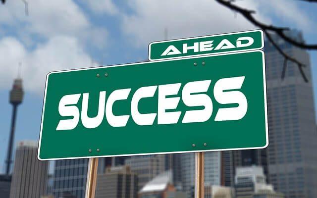 success-road
